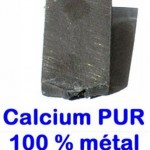 Chimie naturelle - Calcium 1