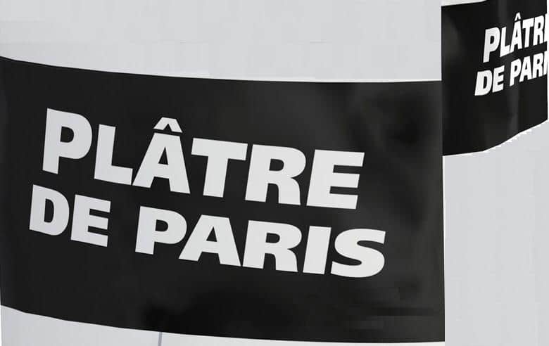 utilisation du plâtre de Paris pour la santé suggéré par la Chimie Naturelle