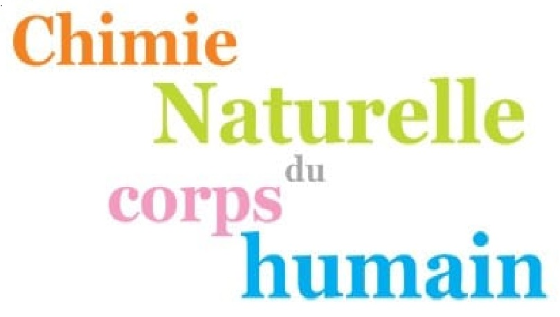 La Chimie Naturelle du Corps Humain - logo