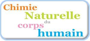 Chimie naturelle - logo encadré