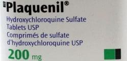Le Plaquenil contient du soufre